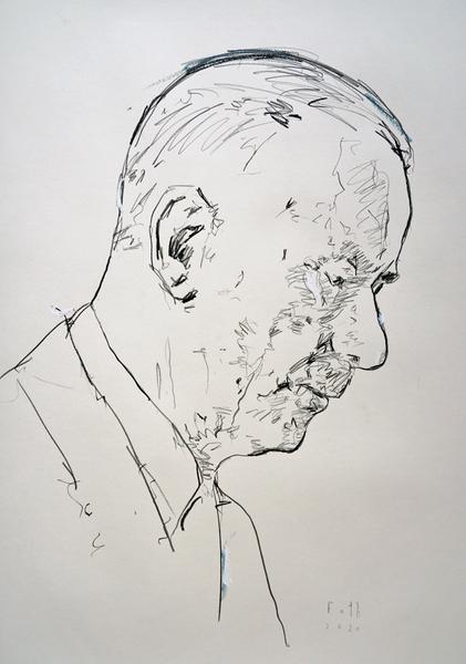 Studie zu Thomas Mann, 2020 I