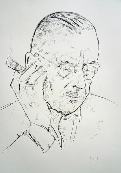Studie zu Thomas Mann, 2020 II