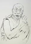 Tenzin Gyatso, der vierzehnte Dalai Lama