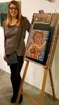 israel painting acrylic art mirit ben nun modern artist