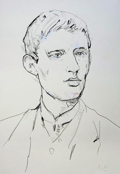 Reminiszenz an Edvard Munch