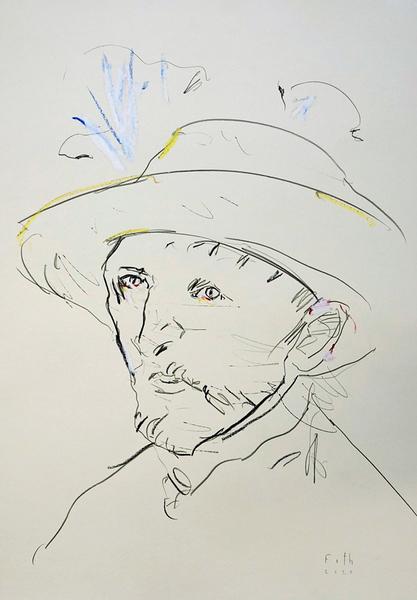 Reminiszenz an Vincent van Gogh I