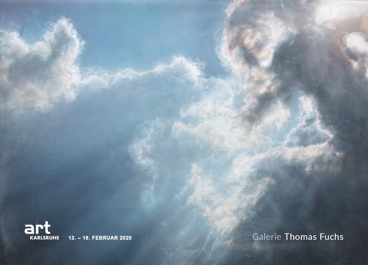 art-karlsruhe, 13.-16.02.2020, Galerie Thomas Fuchs