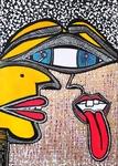Radical art women painters Mirit Ben-Nun
