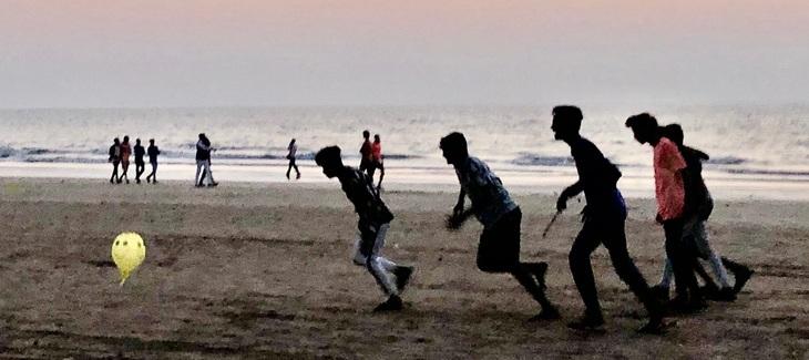 Mumbai Beach 2