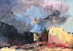 Verlassenes Haus in Haría