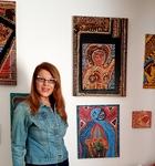 Mirit Ben-Nun Israeli art works paintings and drawings