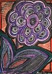 art flowers mirit ben nun israel modern paintings