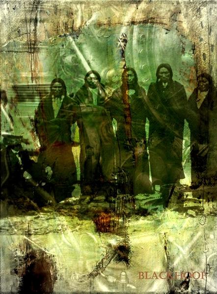 Five Industrial Tribesmen of The Apocalypse