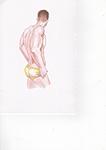 Lemmon silk shorts