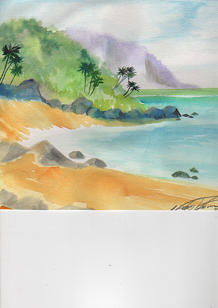 A special Island