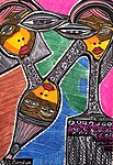 Artwork studio tours for groups by Mirit Ben-Nun