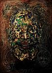 Fata Om craniu B 5