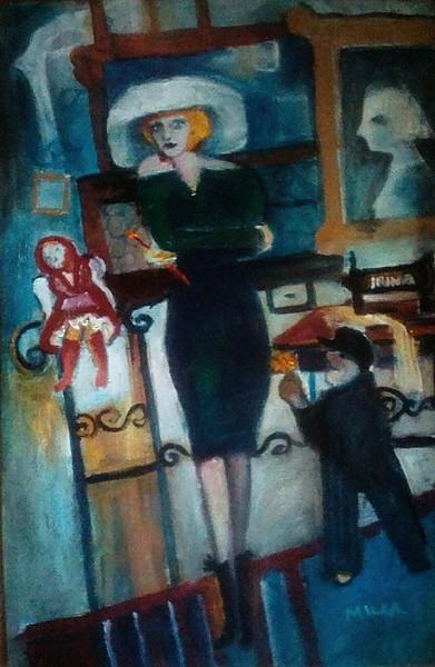 Malerin I.G. (aus der Ukraine)