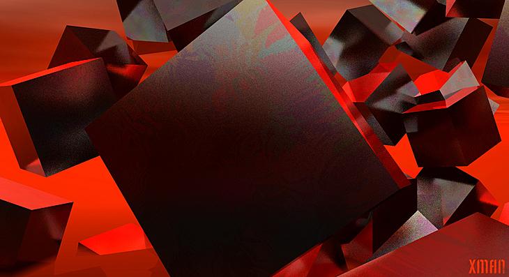 Cubes Collide