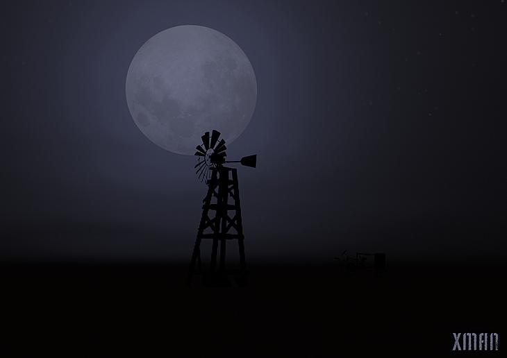 Milk Moon