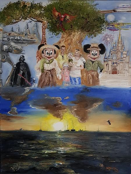 Mickey & the Caribbean (before Corona)