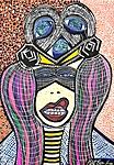 Giras de arte Israel para grupos pintora moderna