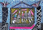 Visitas Israel grupo turisticas estudio de arte Mirit Ben-Nun
