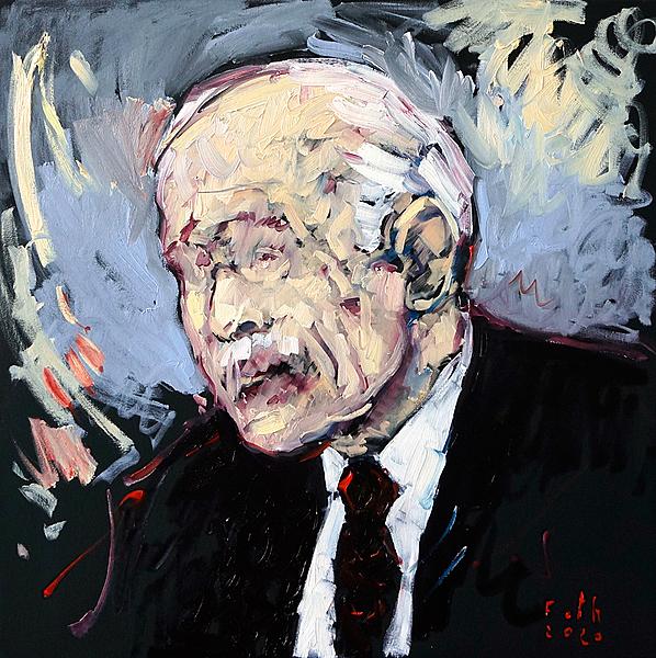 Der Vater des Künstlers III
