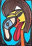 women images mirit ben nun modern artist israel