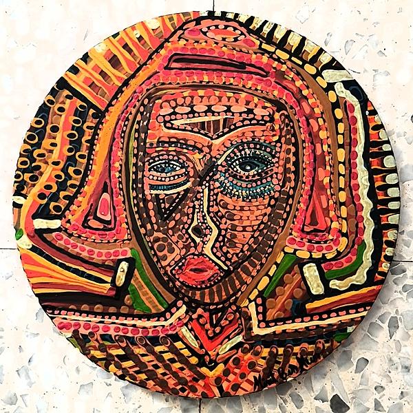 Pintor isaeli estudio artistico giras de grupos