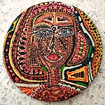 Pintor israeli sesiones de arte para grupos turisticos