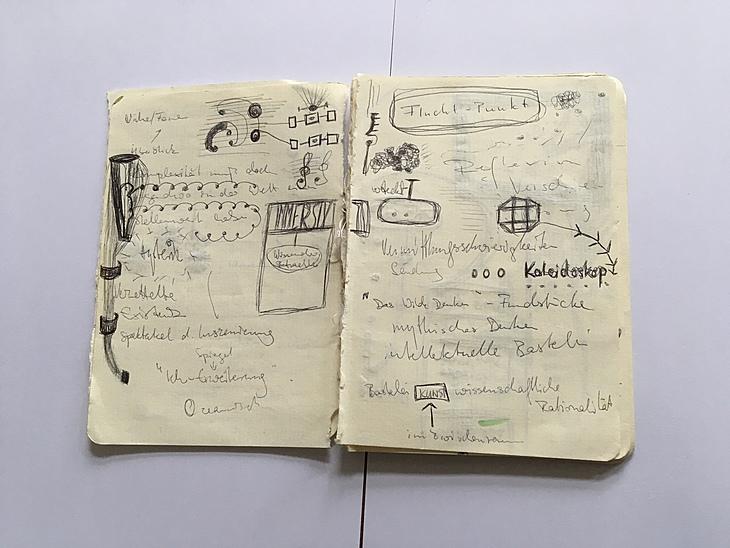 So sehen meine Notizen aus ... 7