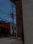 Urban scene Sherbrooke