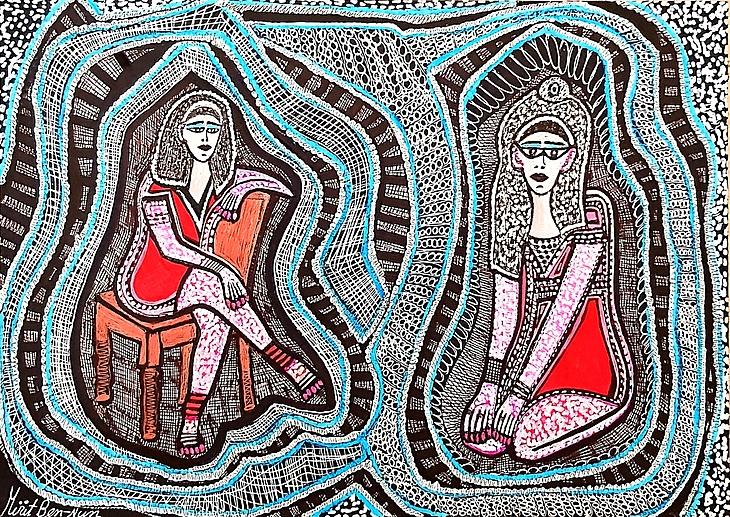 Viajes culturales residencia de artista en Israel Mirit Ben-Nun