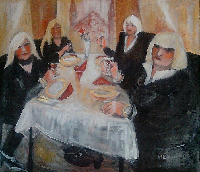 Damentreffen