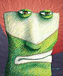 Totem-Head-Green-1