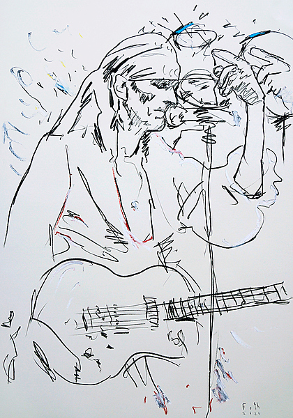 Willy DeVille I