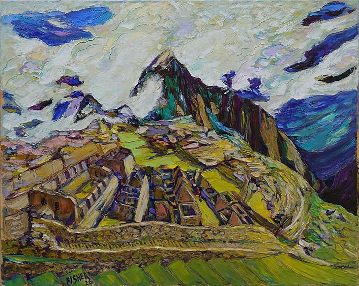 Virtual Machu Picchu in the Time of Corona