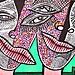 Israei art tours for groups Mirit Ben-Nun modern painter