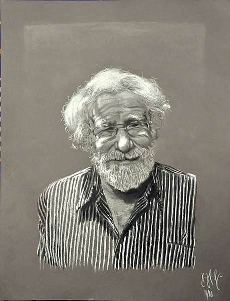 Portrait of Don Buchla