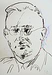 Mörder Heinrich Himmler