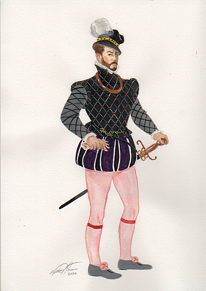 Lord Falstaff