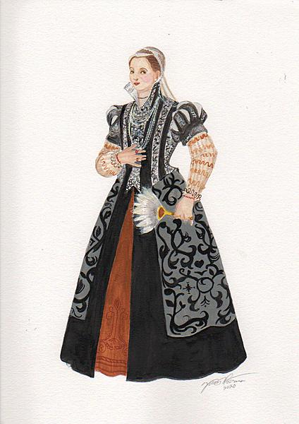 Lady Falstaff