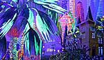naive urban paintings tel aviv israeli painter raphael perez