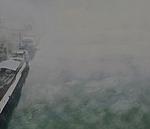 Rhône fog