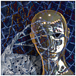 Shadow of silence  - Digital Artwork by Ridha H