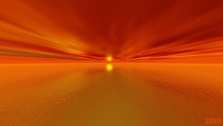Chasing the Sun Gods