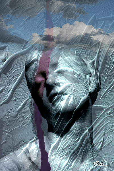 Winter Light - Digital Artwork by Ridha H
