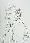 Angela Merkel im Coronus November