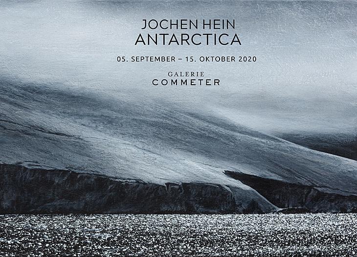 Exhibition Galerie Commeter, 05.09.-15.10.2020