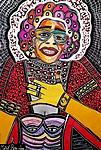 Art Israel artist works paintings and drawings art woman faces