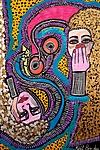 Pop Art Artist from Israel Mirit Ben-Nun drawings and paintings
