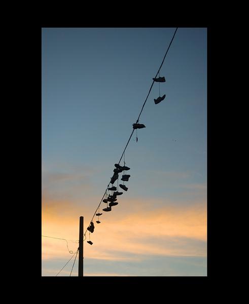 zapatos al cielo