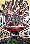 Autodidactic Artist open art studio tours Mirit Ben-Nun